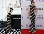 Rumer Willis In Alice + Olivia - 2013 People's Choice Awards