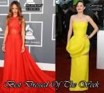 Best Dressed Of The Week - Rihanna In Alaia, Marion Cotillard In Dior Couture, Eddie Redmayne In Alexander McQueen & Frank Ocean In Dior Homme