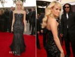 Carrie Underwood In Roberto Cavalli - 2013 Grammy Awards