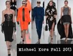 Michael Kors Fall 2013