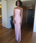 My Roland Mouret Oscars Gown Is Finally Revealed