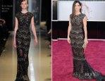 Sandra Bullock In Elie Saab – 2013 Oscars