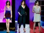 Nieves Alvarez In Vionnet, Alfredo Villalba, Ralph & Russo & Gucci - Solo Moda