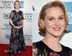 Evan Rachel Wood In Dolce & Gabbana - 'A Case Of You' Tribeca Film Festival Premiere