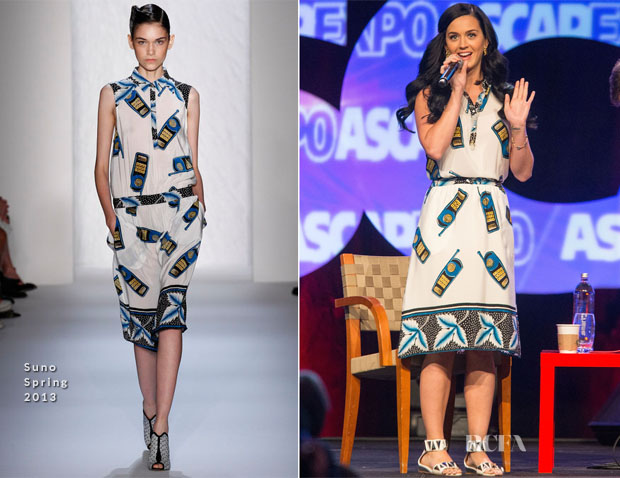Katy Perry In Suno - 2013 ASCAP 'I Create Music' Expo