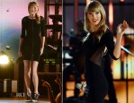 Taylor Swift In Elizabeth and James - ACM Presents: Tim McGraw's Superstar Summer Night