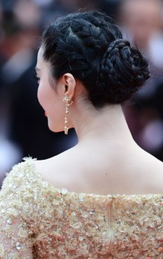 Fan Bingbing in Elie Saab Couture with Chopard jewels
