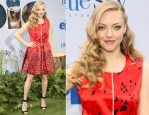 Amanda Seyfried In Preen - 'Epic' New York Premiere