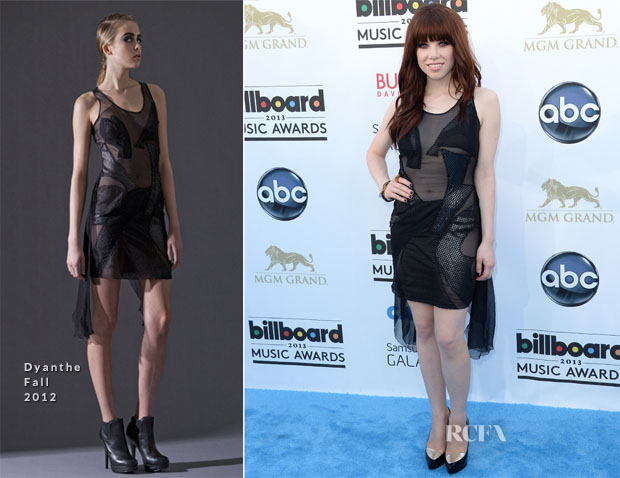 Carly Rae Jepsen In Dyanthe - 2013 Billboard Music Awards