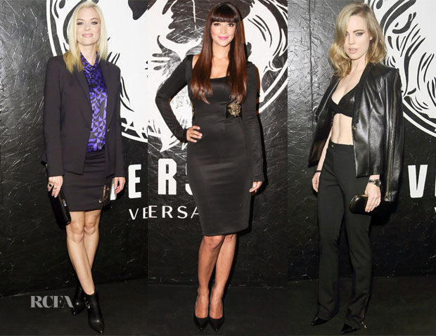 JW Anderson for Versus by Versace Collection Launch Party 3