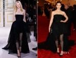 Jessica Biel In Giambattista Valli Couture - 2013 Met Gala