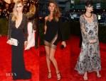 Models @ The 2013 Met Gala
