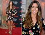 Audrina Patridge In Yumi Kim - 'The Lone Ranger' LA Premiere