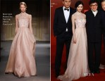 Jing Tian In Georges Hobeika Couture - 16th Shanghai Film Festival Closing Ceremony