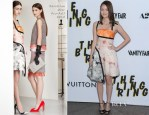 Katie Chang In Christian Dior - 'The Bling Ring' LA Premiere