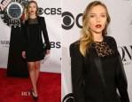 Scarlett Johansson In Saint Laurent - 2013 Tony Awards