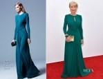 Helen Mirren In Elie Saab - 'RED 2' LA Premiere
