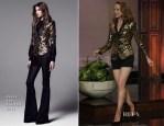 Jayma Mays In Rachel Zoe - The Tonight Show with Jay Leno