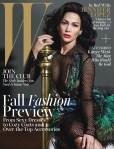 Jennifer Lopez for W Magazine August 2013