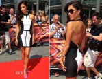 Nicole Scherzinger In findersKEEPERS - The X Factor - Last Day Of London Auditions