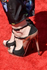 Holland Roden's B Brian Atwood heels