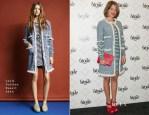 Lea Seydoux In Louis Vuitton - 'Grand Central' Paris Premiere
