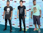 2013 Teen Choice Awards Menswear Round Up