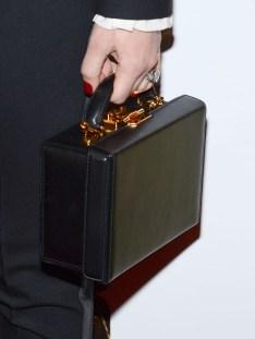 Jessica Biel's Mark Cross 'Grace' bag