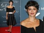 Audrey Tautou In Prada - 'Der Schaum der Tage' Berlin Premiere