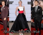Best Dressed Of The Week - Diane Kruger In Prabal Gurung, Ed Westwick In Zegna & Douglas Booth In Tom Ford