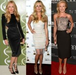 Cat Deeley's Pre-Emmy Party Looks