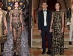 Keira Knightley In Valentino Couture - Valentino Ball
