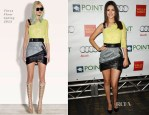 Victoria Justice In Three Floor - Voices On Point Musical Gala
