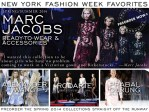 NY Fashion Week Favorites Straight off the Runway