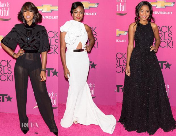 Black Girls Rock! 2013 Red Carpet Roundup