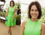 Camilla Belle In Ralph Lauren - CFDA/Vogue Fashion Fund Event