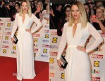 Kimberley Walsh In Halston Heritage - 2013 Pride of Britain Awards