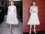 Carina Lau In Valentino Couture - Valentino Fashion Show & Store Opening