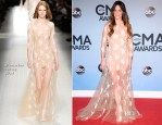 Kacey Musgraves In Blumarine - 2013 CMA Awards