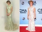 Kimberly Perry In Johanna Johnson - 2013 CMA Awards