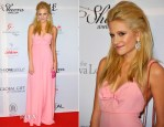 Pixie Lott In Moschino Cheap and Chic - London Global Gift Gala