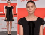 Rooney Mara In Louis Vuitton - 'Her' Rome Film Festival Photocall