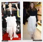 Who Wore Chloé Better...Zhang Ziyi or Olivia Palermo?
