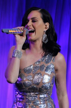 Katy Perry in Michael Kors