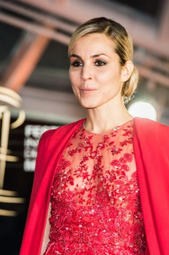 Noomi Rapace in Elie Saab Couture
