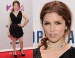 Anna Kendrick In Vivienne Westwood Red Label - Z100's Jingle Ball 2013