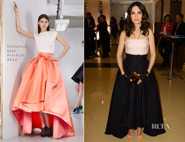 Carice van Houten In Christian Dior - European Film Awards 2013