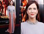 Kristen Wiig In Prada - 'Anchorman 2: The Legend Continues' New York Premiere