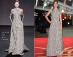 Marion Cotillard In Christian Dior Couture - Marrakech International Film Festival Opening Ceremony