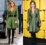 Princess Beatrice In Jonathan Saunders  - 8th Annual Charity: Ball Gala